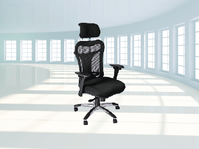 Clear Design The Breeze Mesh Chair