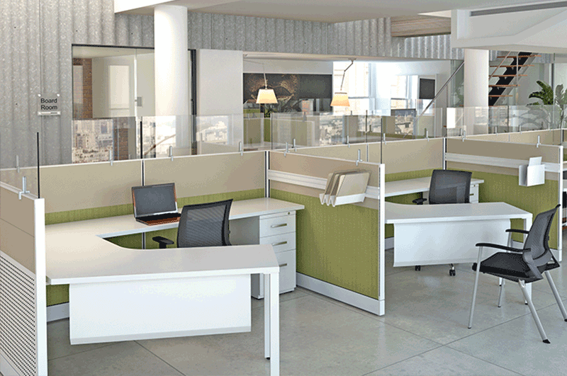 Perfect Novo Modular Office Furniture By Friant
