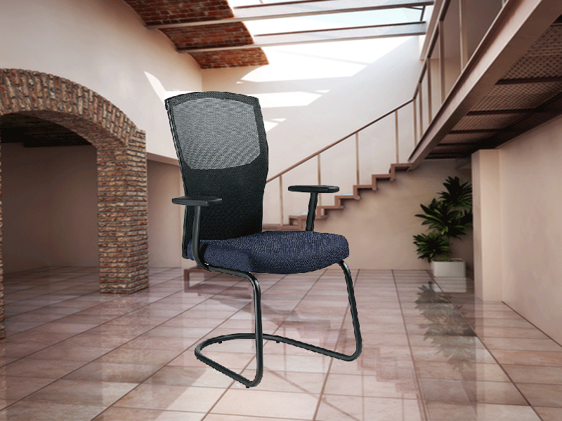 Alero Guest Chair By Global Office Furniture