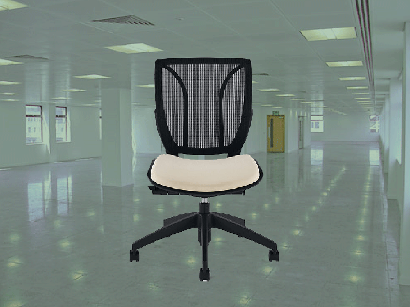 Global office chair no arms