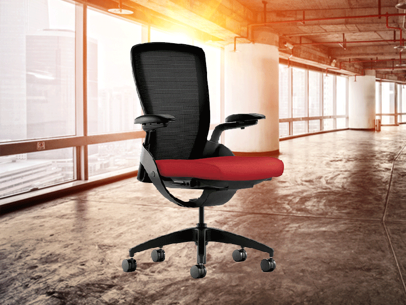 Ceres Ergonomic Mesh Chair By HON