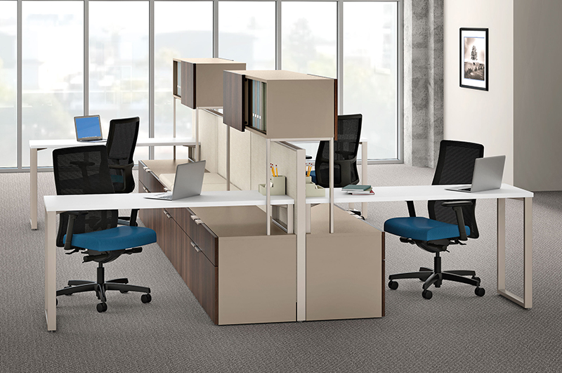 hon cubicles and workstations office