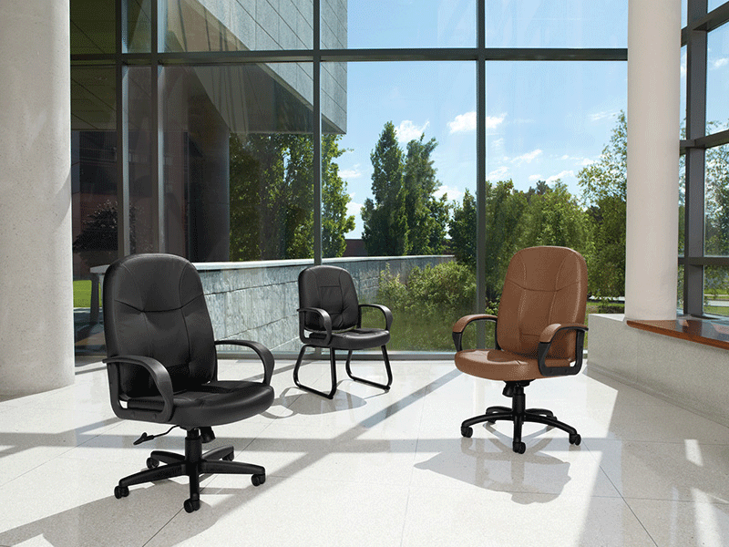 Arno office seating by Global Total Office