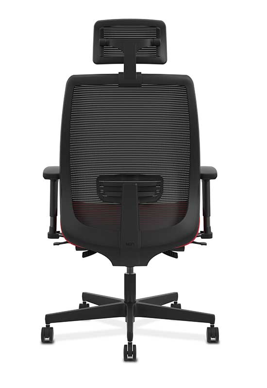 big u0026 tall task chair with mesh back u0026 headrest - Tall Office Chair