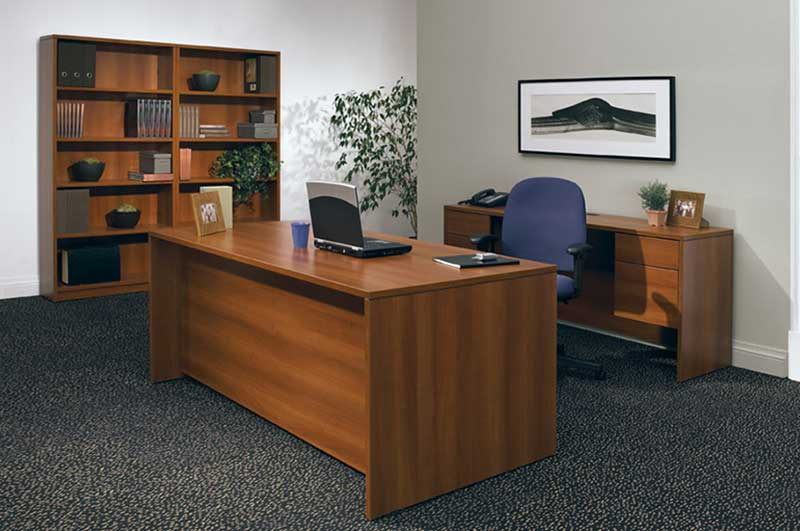Global Desk And Credenza Adaptabilities Series