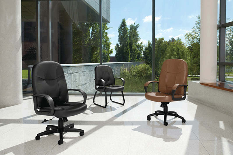 Office Chairs & Guest Seating by Global