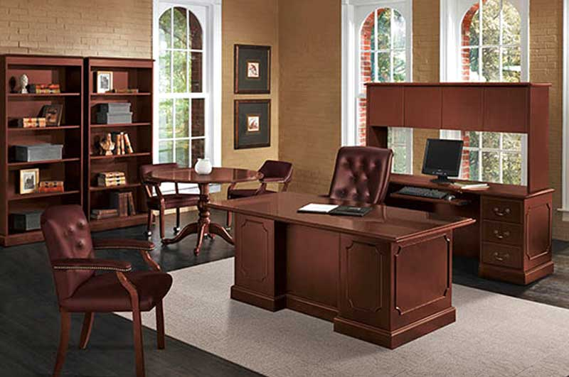 desks and credenzas - officemakers office furniture stores in
