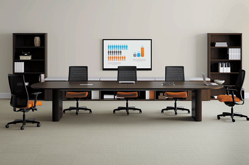 Preside Conference Table HON Office Furniture - Valido Voi Series