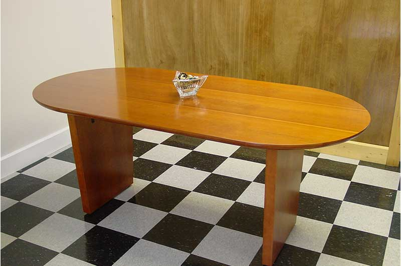 Pre Owned Conference Table See Officemakers Clearance