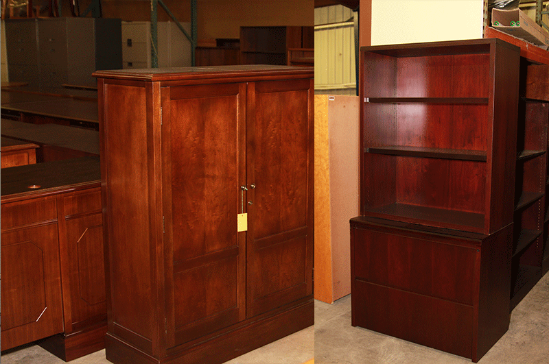 Pre-Owned Bookcases & Storage, Houston, TX