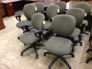 Office Chairs - Used $49.00 - $69.00