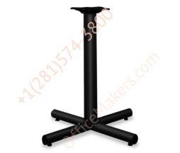 HONXSP26P-4-Point-Black-Steel-Table-Base