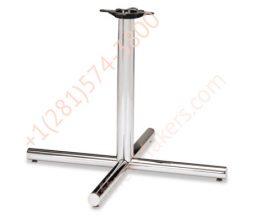 HONXSP36CHR-4-Point-Steel-Chrome-Table-Base