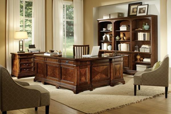 Aspen Home Hawthorne L Shape Desk