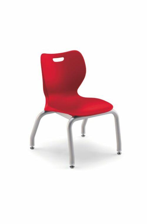 HON SmartLink 4-Leg Chair Cherry