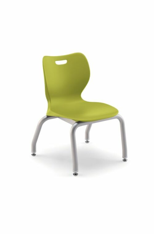 HON SmartLink 4-Leg Chair Lime