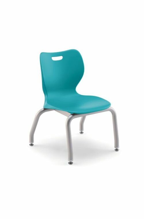 HON SmartLink 4-Leg Chair w/ Calypso Shell - Set of 4