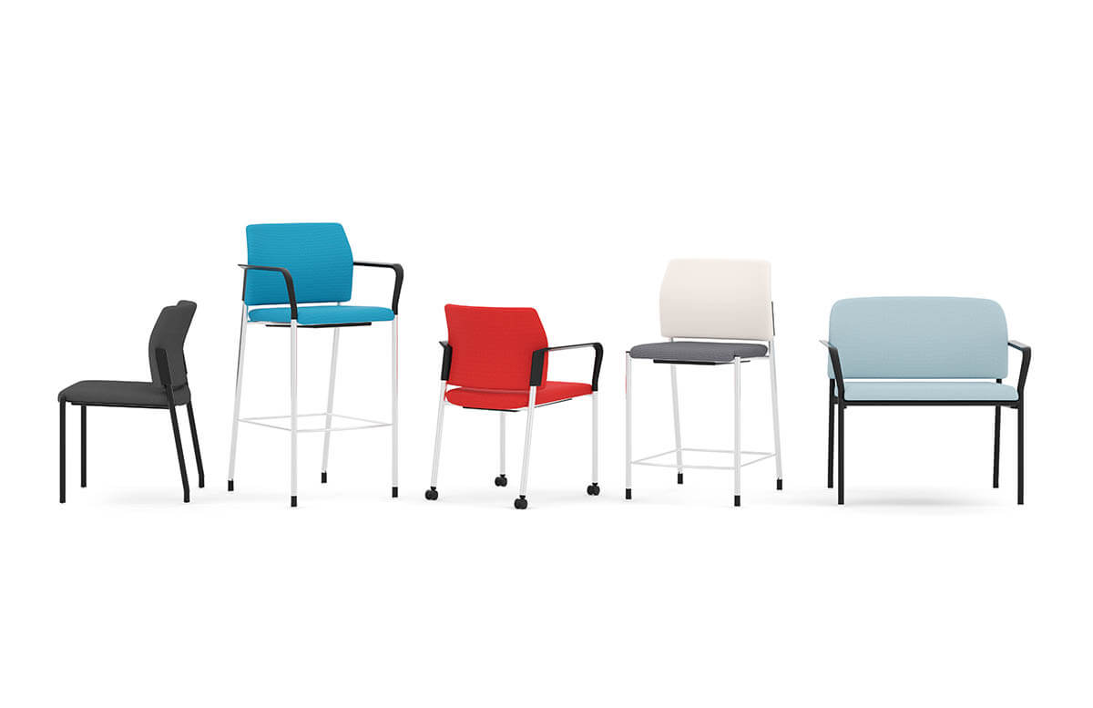 Antimicrobial Seating & Chairs