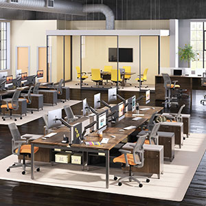 Non-Profit Office Furniture Solutions