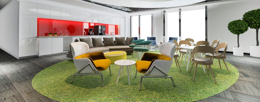 co-working office furniture