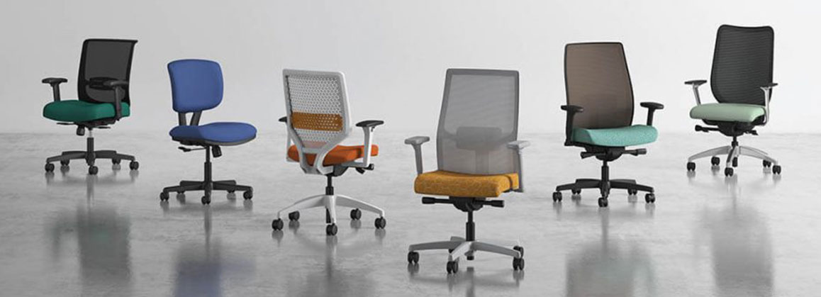HON HON Antimicrobial Chairs